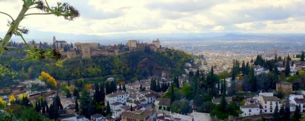 Andalusien III – Geschichten von tausend und einem Granatapfel in Granada