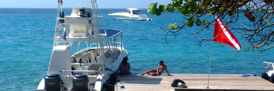 Abtauchen auf den Islas Rosarios