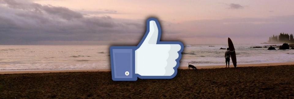 Facebook-Seite für Matzes Reisetagebuch