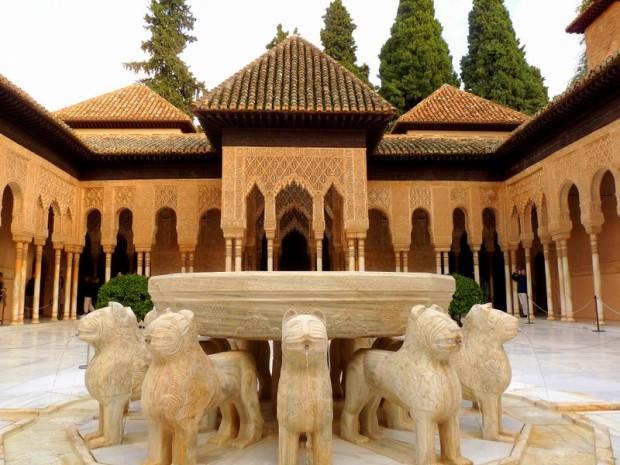 Der Löwenbrunnen