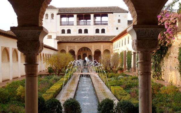 Generalife (Alhambra)
