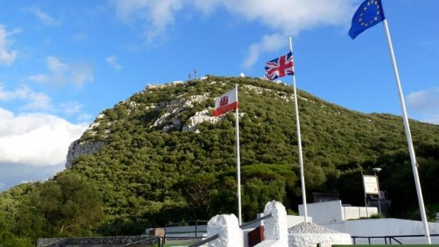 Gibraltar, Vereinigtes Königreich, Europa