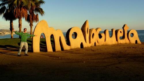 Malagueta - Der Strand von Málaga
