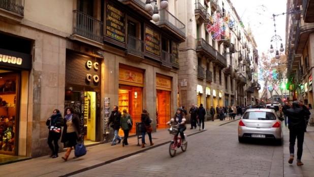 Más calles de Barcelona