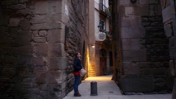 Las calles de Barcelona