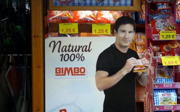 Lionel Messi - 100% Bimbo