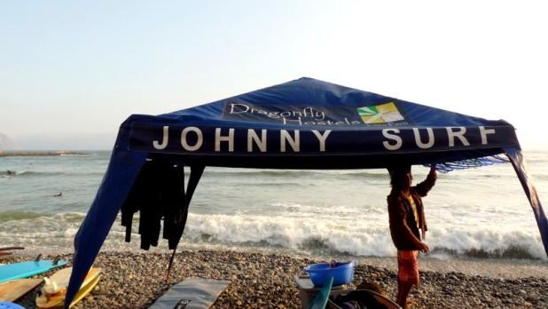 Johnny Surf - ein alter Bekannter