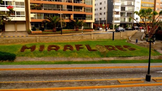 Miraflores ist DER Stadtteil in Lima :-)
