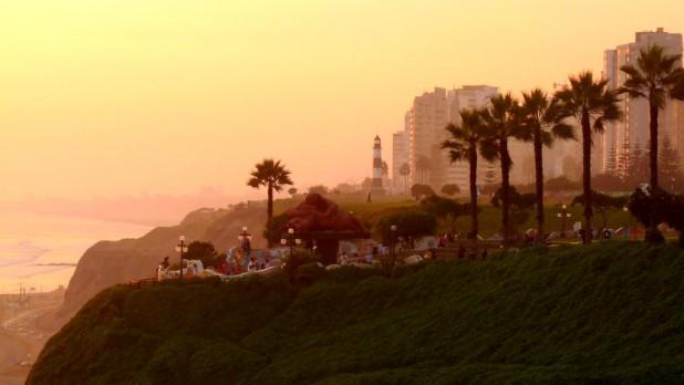 Die Costa Verde, der Parque del Amor und der Leuchtturm