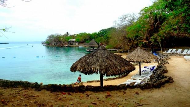 Irgendwo auf der Insel
