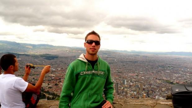 Auf dem Monteserrate. 3125 Meter über dem Meer und 500 über der Stadt