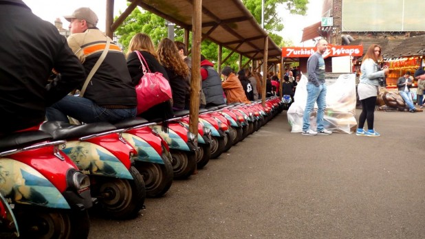 Die Roller-Gang