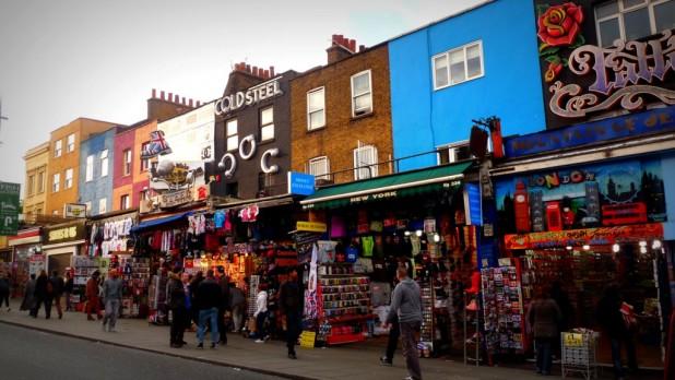 High Street, Camden Town
