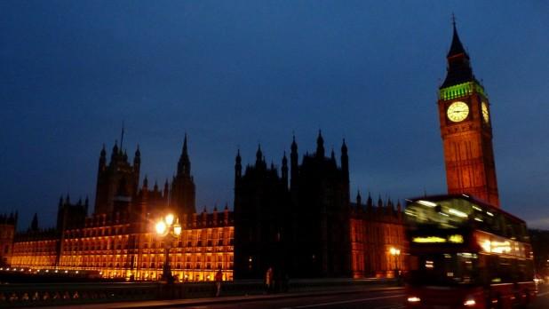 Parliament und der Turm mit Big Ben