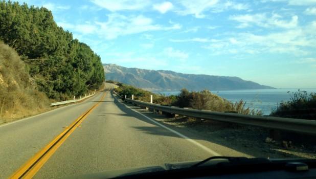 Wieder unterwegs! Diesmal entlang der Westküste der USA.
