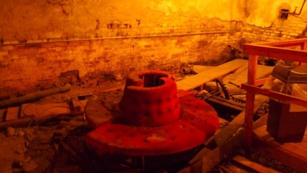 Der Untergrund von Seattle, das ehemalige Erdgeschoss.
