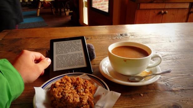 Kaffee, Keks, ein gutes Buch und Regenjacke: Die wichtigsten Begleiter in Seattle