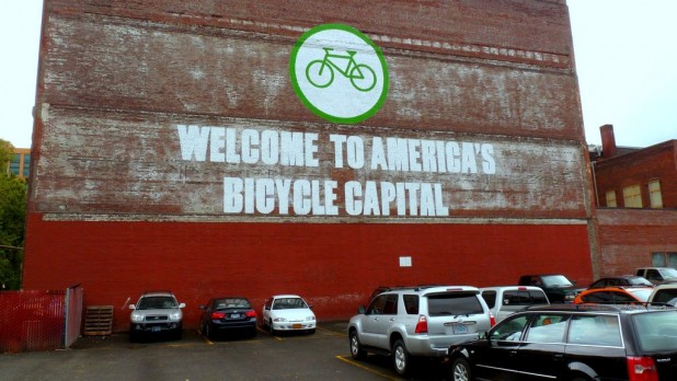 Willkommen in Americas Fahrrad-Hauptstadt