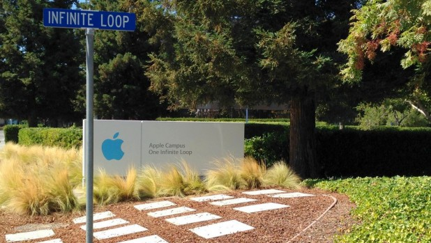 Apples Firmensitz in Cupertino