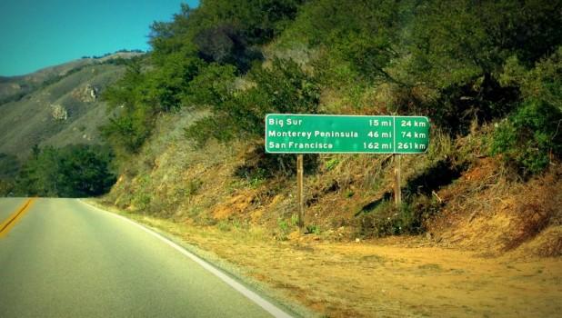 Zurück nach San Fran