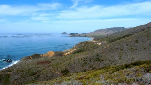 Wandern in Big Sur