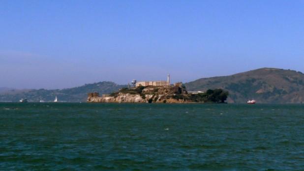 Alcatraz. Geschlossen dank dem Shutdown.